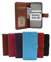 billigamobilskydd.seNew Standcase Wallet Samsung Galaxy A52 / A52 5G / A52s 5G