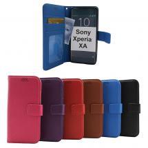 billigamobilskydd.seNew Standcase Wallet Sony Xperia XA (F3111)