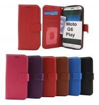 billigamobilskydd.seNew Standcase Wallet Motorola Moto G6 Play
