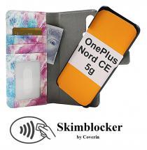 CoverInSkimblocker Magnet Designwallet OnePlus Nord CE 5G