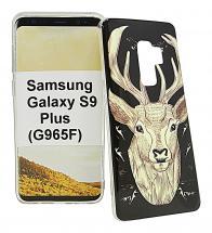 billigamobilskydd.seDesignskal TPU Samsung Galaxy S9 Plus (G965F)