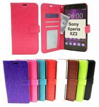 billigamobilskydd.seCrazy Horse Wallet Sony Xperia XZ2 (H8266)
