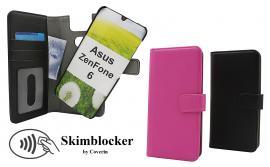 CoverInSkimblocker Magnet Fodral Asus ZenFone 6 (ZS630KL)