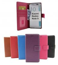 billigamobilskydd.seNew Standcase Wallet Xiaomi Redmi Note 9