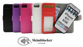 CoverInSkimblocker Magnet Fodral iPhone SE (2nd Generation)