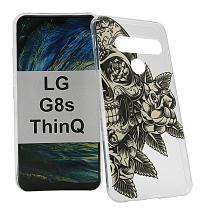 billigamobilskydd.seDesignskal TPU LG G8s ThinQ (LMG810)