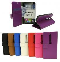 billigamobilskydd.seStandcase Wallet Nokia 6 (2018)