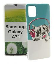 billigamobilskydd.seDesignskal TPU Samsung Galaxy A71 (A715F/DS)