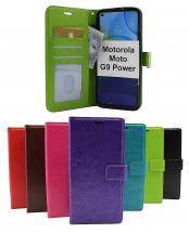 billigamobilskydd.seCrazy Horse Wallet Motorola Moto G9 Power