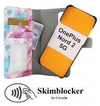 CoverInSkimblocker Magnet Designwallet OnePlus Nord 2 5G