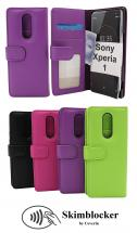 billigamobilskydd.seSkimblocker Plånboksfodral Sony Xperia 1 (J9110)