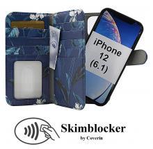 CoverInSkimblocker XL Magnet Designwallet iPhone 12 (6.1)