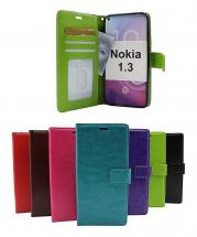 billigamobilskydd.seCrazy Horse Wallet Nokia 1.3