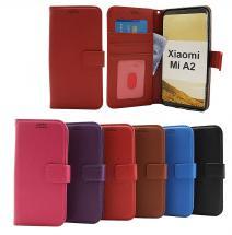 billigamobilskydd.seNew Standcase Wallet Xiaomi Mi A2
