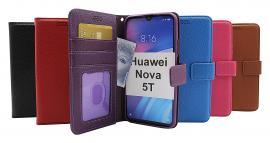 billigamobilskydd.seNew Standcase Wallet Huawei Nova 5T