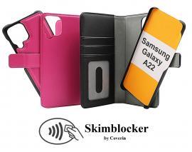 CoverInSkimblocker Magnet Fodral Samsung Galaxy A22 (SM-A225F/DS)