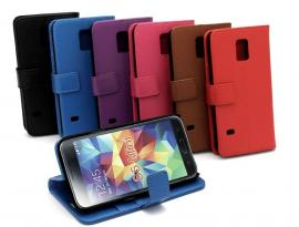 billigamobilskydd.seStandcase wallet Samsung Galaxy S5 Mini (G800F)