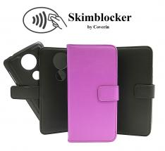 CoverInSkimblocker Magnet Fodral Motorola Moto E5 Plus