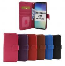 billigamobilskydd.seNew Standcase Wallet Motorola One Action
