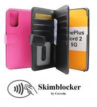 CoverInSkimblocker XL Wallet OnePlus Nord 2 5G