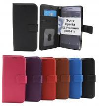 billigamobilskydd.seNew Standcase Wallet Sony Xperia XZ Premium (G8141)