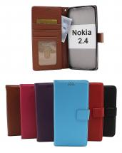 billigamobilskydd.seNew Standcase Wallet Nokia 2.4