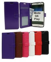 billigamobilskydd.seCrazy Horse Wallet Motorola Moto G6 Play