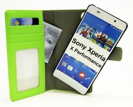 billigamobilskydd.seMagnet Wallet Sony Xperia X Performance (F8131)