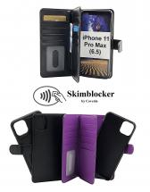 billigamobilskydd.seSkimblocker XL Magnet Wallet iPhone 11 Pro Max (6.5)