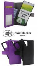 CoverInSkimblocker Magnet Fodral Samsung Galaxy A71 (A715F/DS)