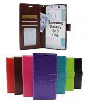 billigamobilskydd.seCrazy Horse Wallet Samsung Galaxy S10 Lite (G770F)