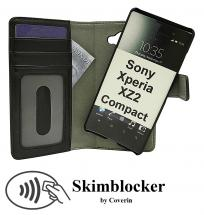 CoverInSkimblocker Magnet Fodral Sony Xperia XZ2 Compact (H8324)