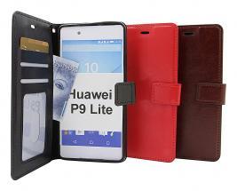 billigamobilskydd.seCrazy Horse Wallet Huawei P9 Lite