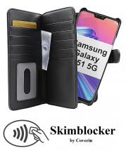 CoverInSkimblocker XL Magnet Fodral Samsung Galaxy A51 5G (A516B/DS)