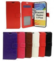 billigamobilskydd.seCrazy Horse Wallet Xiaomi Redmi 5 Plus