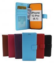 billigamobilskydd.seNew Standcase Wallet iPhone 13 Pro (6.1)