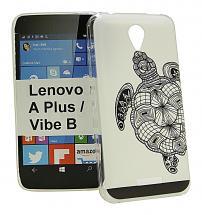 billigamobilskydd.seDesignskal TPU Lenovo B / Vibe B (A2016a40)