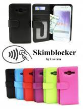 billigamobilskydd.seSkimblocker Plånboksfodral Samsung Galaxy J3 2016 (J320F)