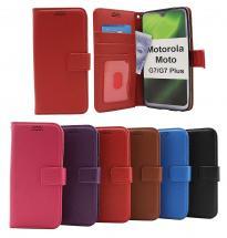 billigamobilskydd.seNew Standcase Wallet Motorola Moto G7 / Moto G7 Plus