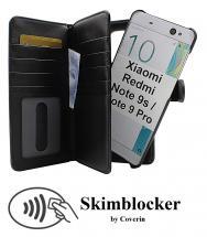 billigamobilskydd.seSkimblocker XL Magnet Wallet Xiaomi Redmi Note 9s / Note 9 Pro