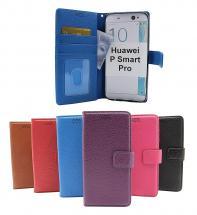 billigamobilskydd.seNew Standcase Wallet Huawei P Smart Pro (STK-L21)