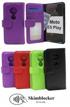 billigamobilskydd.seSkimblocker Plånboksfodral Motorola Moto E5 Play