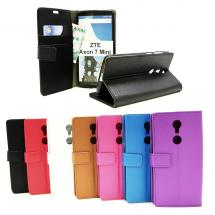 billigamobilskydd.seStandcase Wallet ZTE Axon 7 Mini