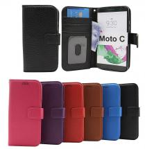 billigamobilskydd.seNew Standcase Wallet Moto C (xt1754)