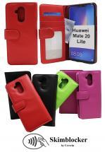 billigamobilskydd.seSkimblocker Plånboksfodral Huawei Mate 20 Lite