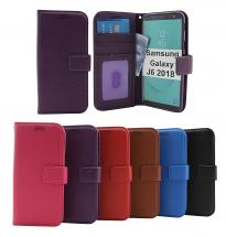 billigamobilskydd.seNew Standcase Wallet Samsung Galaxy J6 2018 (J600FN/DS)