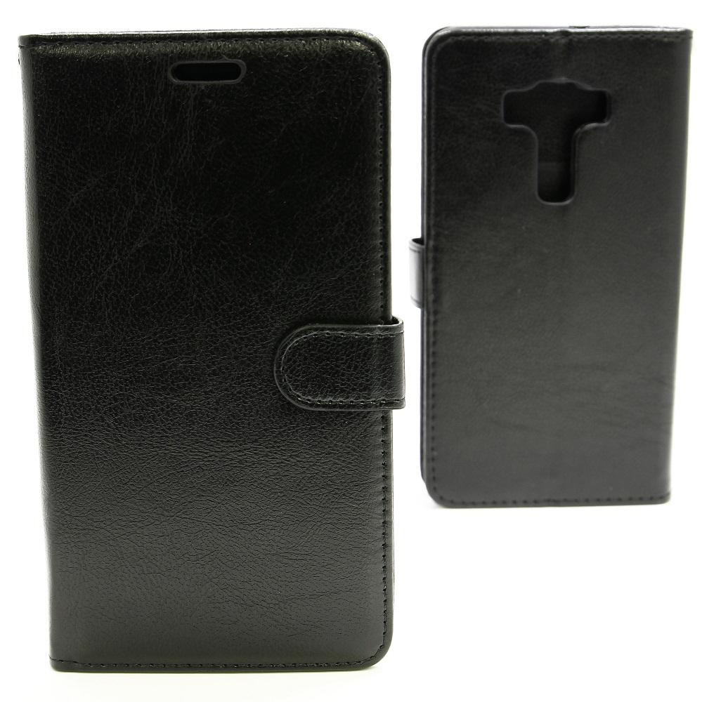 Crazy Horse Wallet Asus ZenFone 3 Deluxe ZS570KL