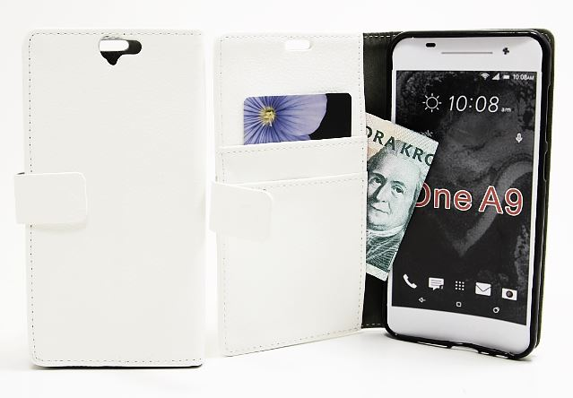 billigamobilskydd.seStandcase wallet HTC One A9