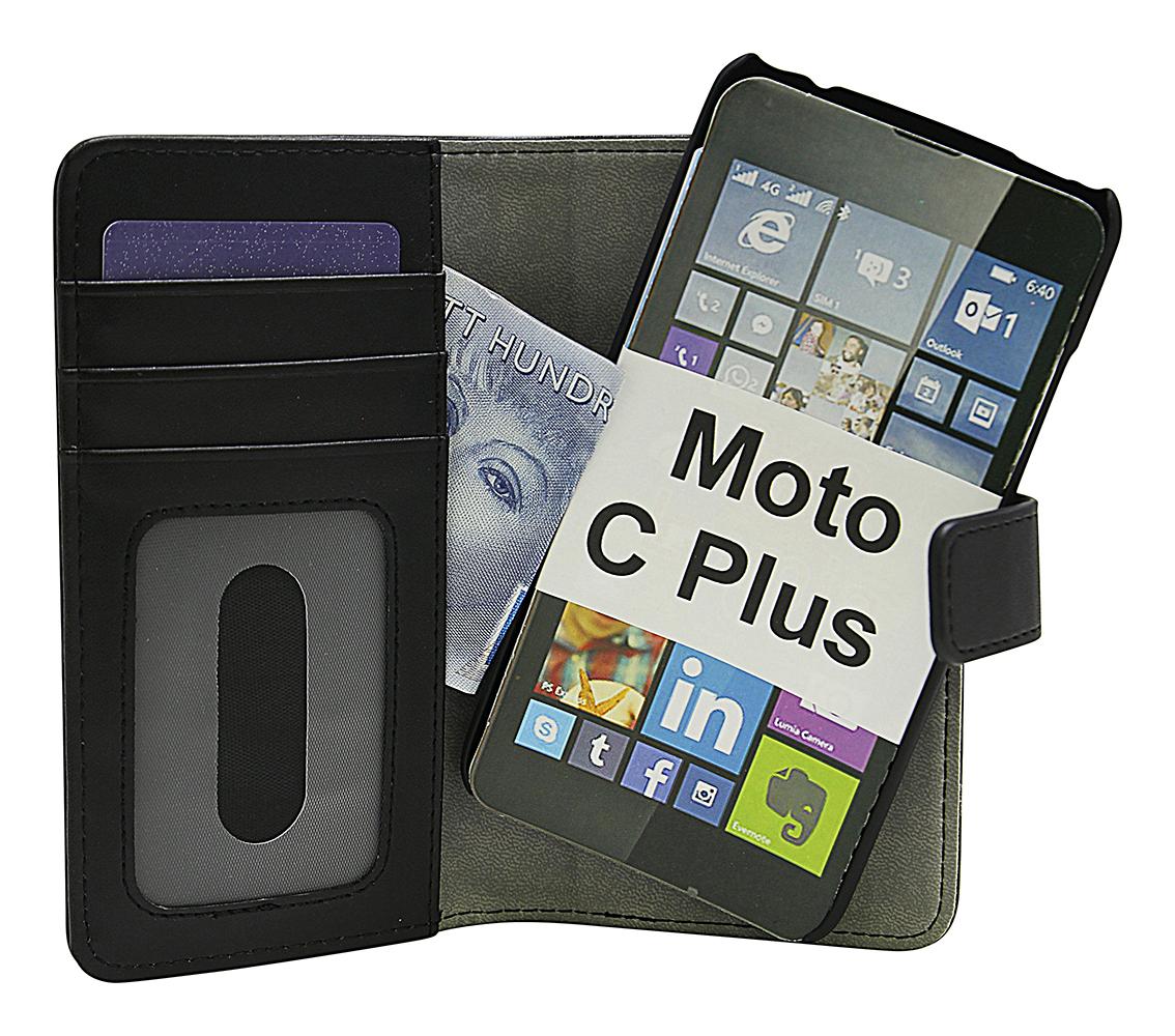 Magnet Wallet Moto C Plus XT1723
