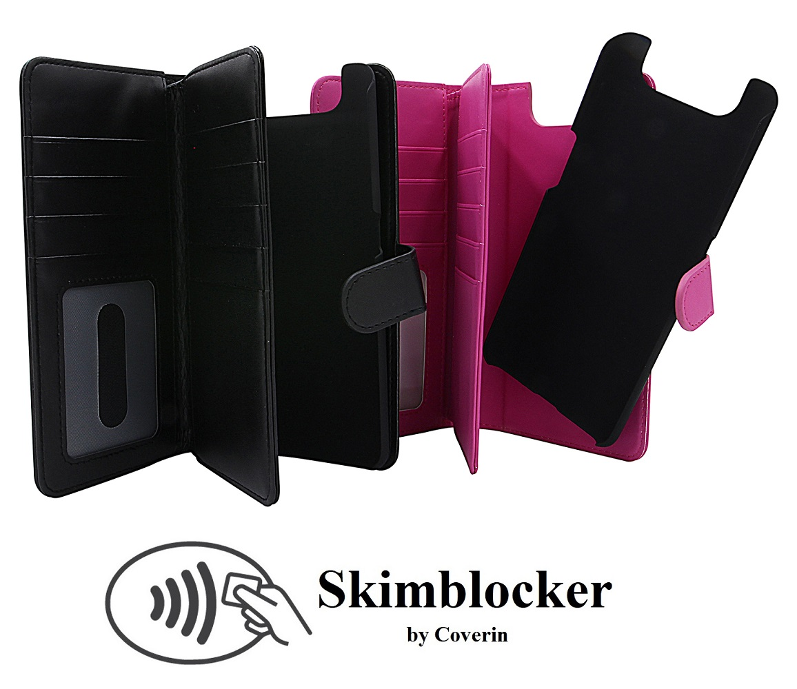 billigamobilskydd.seSkimblocker XL Magnet Wallet iPhone 11 (6.1)